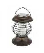 Solar Bug Zapper Lantern - $27.54