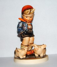 Hummel # 66 TMK 3 Farm Boy Figurine - $315.00
