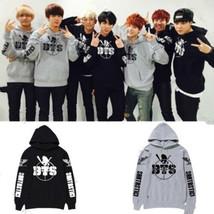 KPOP BTS Cap Hoodie Sweater Bangtan Boys Jungko... - $19.94