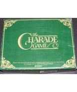 1985 The Charade Game - $21.15