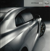2011 Nissan GT-R sales brochure catalog 11 US Skyline - $15.00