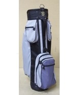 Bennington Golf Bag 7 Pockets Gray Black - $81.55