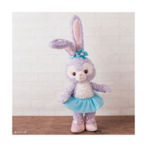 NEW Tokyo Disney Sea Duffy friends Stella Lou Costume set stuffed toy Pl... - $115.83