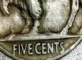 1913, 1915,  1916, and 1916 D Buffalo Nickel AA20BN-CN6074 image 6