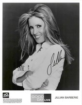 Jillian Barberie Signed Autographed Glossy 8x10 Photo - $29.99