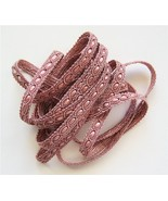 Vintage Dusty Rose Trim - $9.00