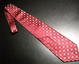 Tie cremieux maroonish red gold blues diamonds 04 thumb155 crop