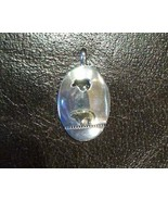 Navajo Storybook Pendant With Bear, 14kt & Ster... - $79.00