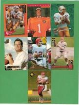 1994 Trent Dilfer RC Lot Buccaneers  - $4.99