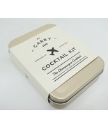 Carry On Cocktail Kit Champagne Cocktail Elderflower Syrup Jigger Spoon ... - €11,67 EUR