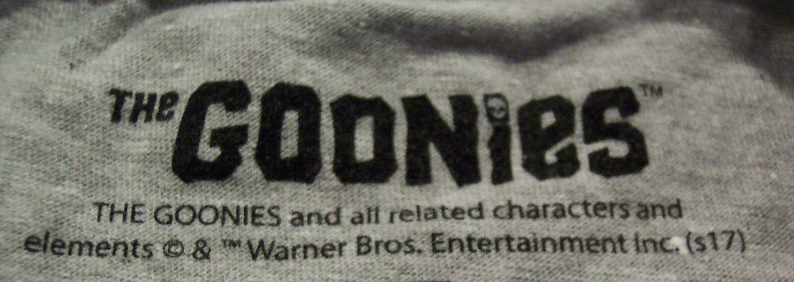 THE GOONIES CHUNK TRUFFLE SHUFFLE T-Shirt MEDIUM NEW w/ TAG