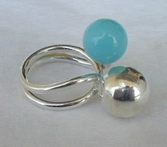 Turquoise silver pearls b thumb200