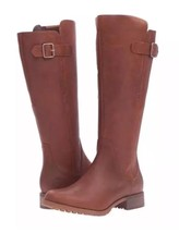 Timberland Banfield Women's Tall Leather Riding Boots Brown TB0A19A4 All Sizes - $137.61+