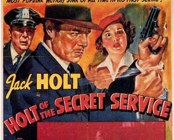 Holt secret service