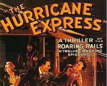 THE HURRICANE EXPRESS, 12 Chapter Serial