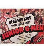 JUNIOR G-MEN, 12 Chapter Serial - $19.99