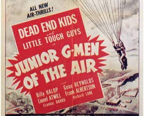 Primary image for JUNIOR G-MEN OF THE AIR, 12 Chapter Serial