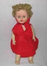 """SO SWEET Vintage 19"""" Vinyl BABY Doll - $28.84"""