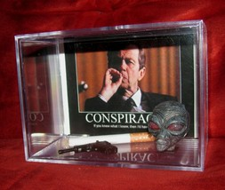 "THE X-FILES ""The Smoking Man"" Inspired by Display.BRAND NEW....ONLY HAVE... - $15.83"