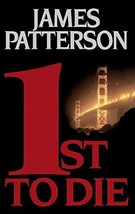 1st to Die (Women's Murder Club) [Hardcover] James Patterson image 3