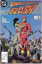 The Flash Comic Book 2nd Series #10 DC Comics 1988 VERY FN/NEAR MINT NEW... - $3.99