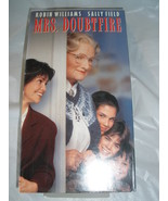 Mrs Doubtfire  - VHS Movie - $7.25