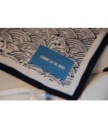 COMME CA DU MODE Japanese Womens Handkerchief - $18.00