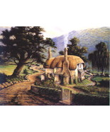 Randy Souders English/Iirish Bakers Cottage Pri... - $8.00