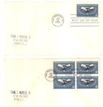International Cooperation Year First Day covers Jun 26, 1965 San Francisco  - $2.99