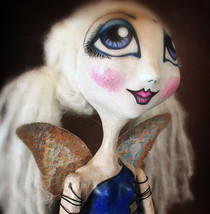 Custom OOAK Art Doll - you design. - $170.00