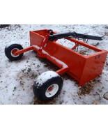 Industrias Americas Pull Type 6 Foot Scrape Box w/Hydraulic Cylinder - $1,500.00