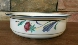 """Lenox~Chinastone~Poppies On Blue~6¼"""" Cereal or Soup Bowl - $9.89"""