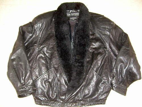 Marc buchanan pelle pelle leather jackets