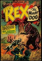 Adventures of Rex the Wonder Dog #11 1953- Detective Chimp- Dinosaur cov... - $174.60