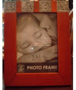 Wooden 3.5 x 5 inch Baby Photo Frame - $6.99