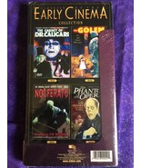 Classics of the Early Cinema Collection: Influential Films of the Silent... - $34.95