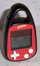 Electronic Handheld Yahtzee Game Keychain Version - $3.99