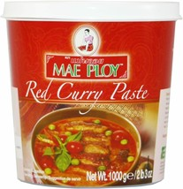 Mae Ploy Red Curry Paste, Large, 2 lb 3 Ounce - $24.74