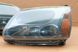 04-09 Mitsubish Galant Ralliart Projector Headlight Lamps Set L&R image 7