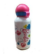 BARBIE SIPPER  DRINKING CUP - WHITE AND PINK COLOR COMBINATION - $8.25