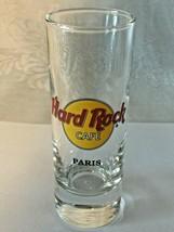 "Hard Rock Cafe Paris - 4"" City Shot Glass - Collector's Item! Save The Planet - $5.95"
