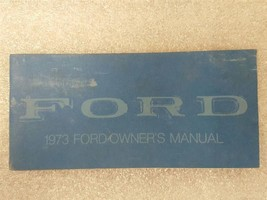 FORD PASS 1973 Owners Manual 15821 - $16.78