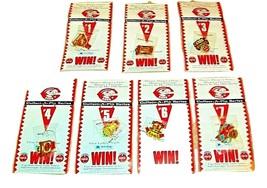 Cincinnati Reds 1993 SERIES  Coca-Cola Lapel Pin Series Set ( ALL 7 PINS) - $19.80