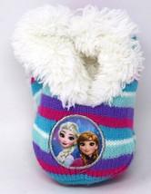 Disney Eiskönigin Hausschuhsocken Paar, mit Greifer Passt Schuhe Größen 4 - - $9.47