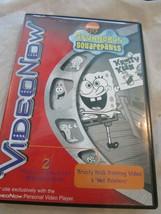 VideoNow Video Now Spongebob Squarepants Krusty Krab Training Video & Wet Painte - $9.99