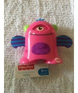 New Fisher-Price Tote-Along Monster Dottie!! - $7.83