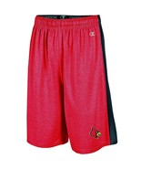 NWT NCAA Louisville Cardinals Men's Large Jersey Training Shorts - $18.76
