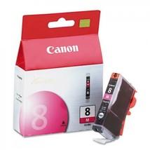 Canon 0622B002 CLI-8M Magenta Ink Cartridge F/ PIXMA MP500 MP510 MP520 M... - $29.65