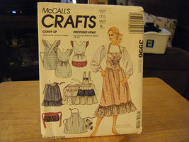 McCall's Crafts 3996 Misses Variety of Aprons Pattern - $15.83
