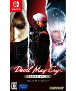 Nintendo Switch Devil May Cry Triple Pack Video Game From Japan Official... - $79.19